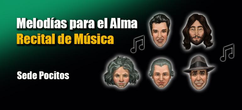 Recital de Música: Melodías para el Alma