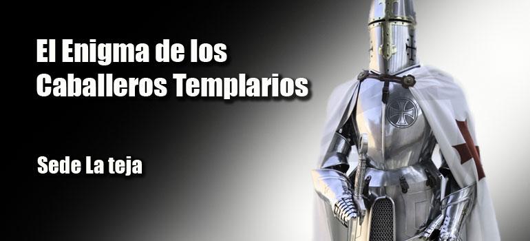Charla: El Enigma de los Templarios